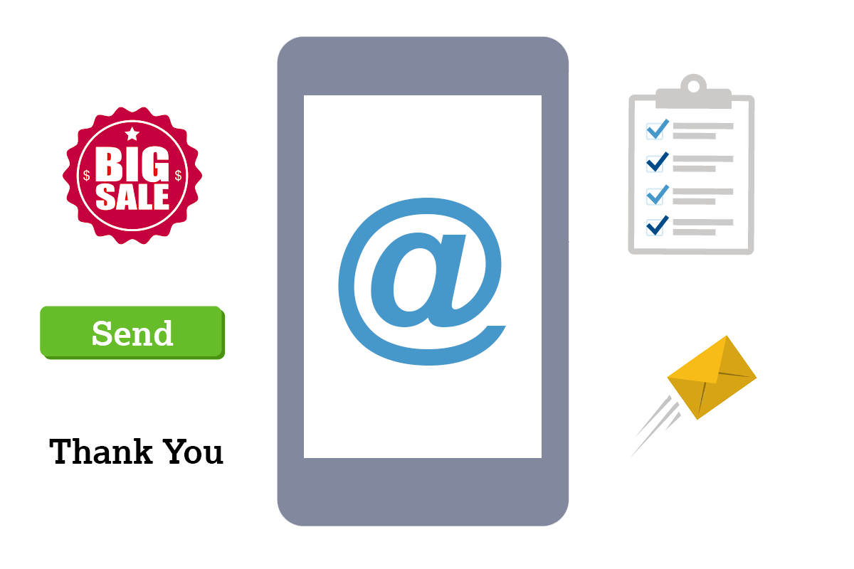 Effective emails sent to your customers will bring return business image