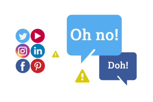 Avoidable Mistakes on Social Media That Can Help Your Business