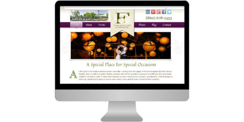 Farmington Gardens Launches New Website